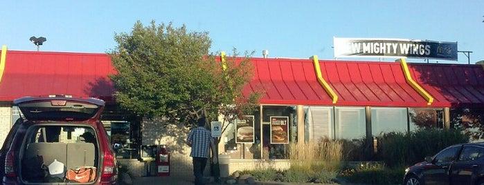 McDonald's is one of Wisconsin Dells.