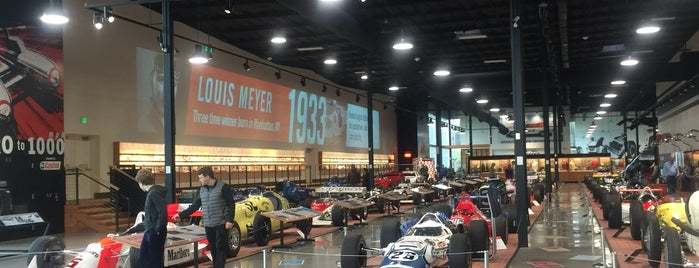 World Of Speed Museum is one of Bucket List Places.