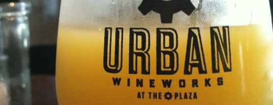 Urban Wineworks is one of Use Your Keep It Local OK Card.