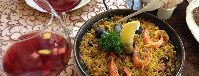 Sevilla / Севилья is one of Рестораны Одессы.