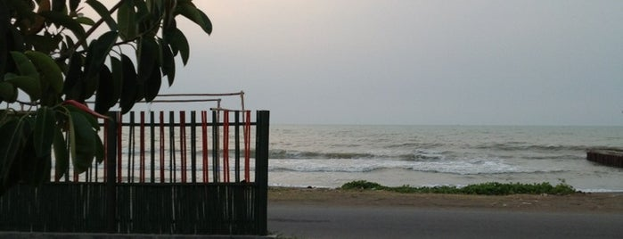 Taman Wisata Pantai Widuri is one of Top 10 favorites places in Pekalongan, Indonesia.