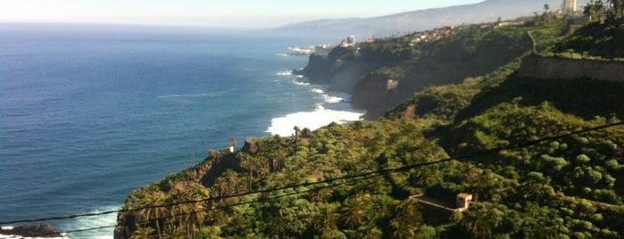 Mirador de San Pedro is one of Islas Canarias: Tenerife.