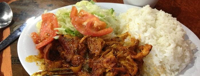 Cafe Dominican is one of Let's Eat!.