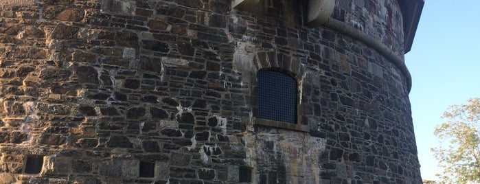 Prince of Wales Tower is one of Halifax, NS.