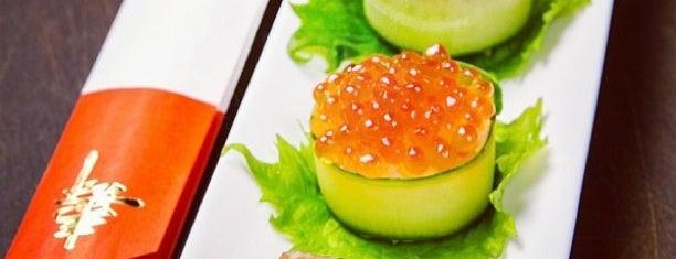 Sushi Leblon is one of Guia Rio Sushi by Hamond.