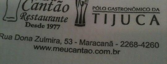 Meu Cantão is one of Placês to kill backered.
