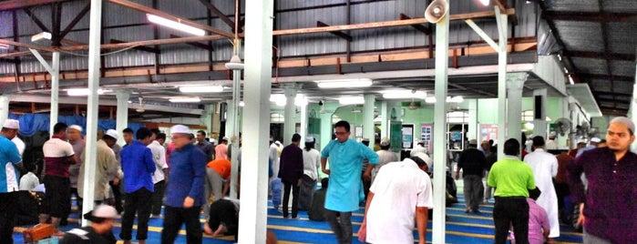 Masjid Kompleks Pertanian Serdang is one of Baitullah : Masjid & Surau.