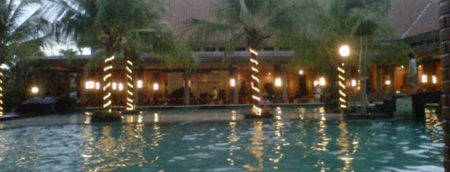 Banyumili Resto & Swimming Pool is one of Visited Places in Yogyakarta :).