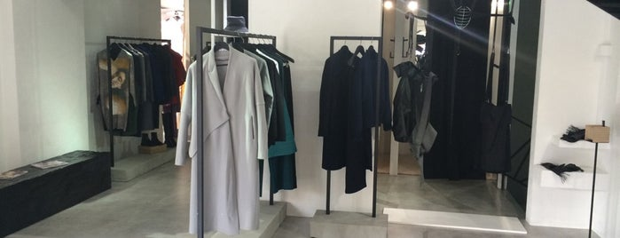 Corner Concept Store is one of Must check out.