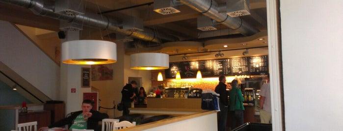 World Coffee is one of Hamburg.