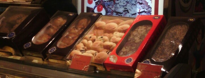 Holland bakery Gambir is one of Jakarta. Indonesia.