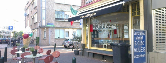 Doppio is one of My favorite coffee spots.