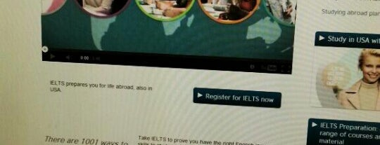 IELTS Test of English is one of 4sq Specials in Milan.