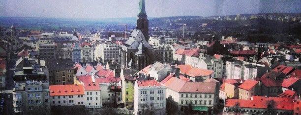 CrossCafe Sky is one of Zašívárny.