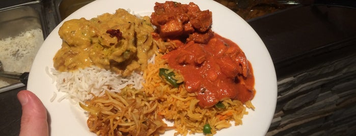 Kama Classical Indian Cuisine is one of Top 10 dinner spots in Toronto, Canada.