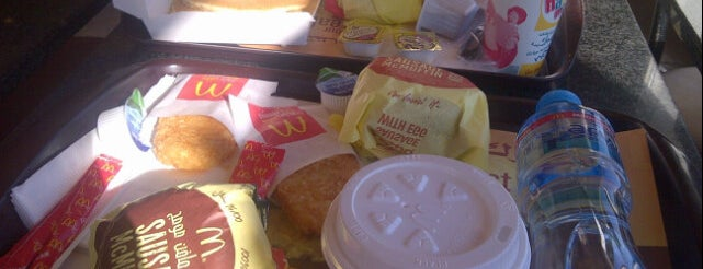 McDonald's is one of McDonald's McRoyale Lovers.