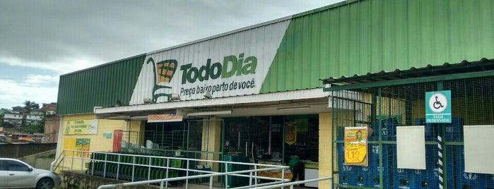 Supermercado todo dia is one of gostei.