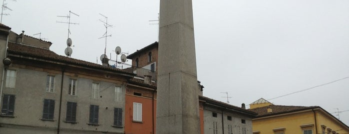 L'Obelisco is one of Mia Italia |Toscana, Emilia-Romagna|.