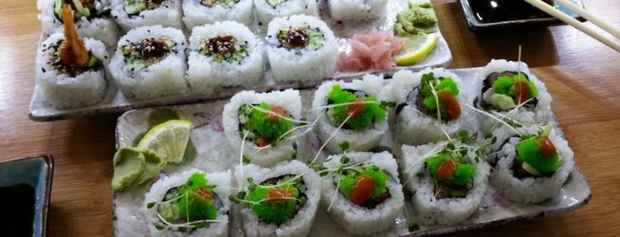 Sushi And Roll is one of Bournemouth.