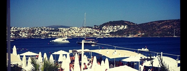 Beyaz Beach Club is one of Bodrum /TURKEY City Guide.