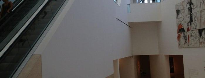 Museo de Arte Latinoamericano de Buenos Aires (MALBA) is one of I <3 BA.
