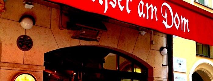 Andechser am Dom is one of Restaurants in München.