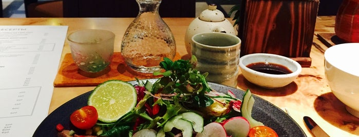 Fumisawa Sushi is one of Eat&Drink in Moscow.
