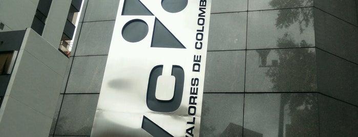 Bolsa De Valores De Colombia is one of Empresas Colombia.