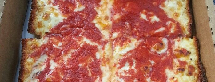 Buddy's Pizza is one of A State-by-State Guide to America's Best Pizza.