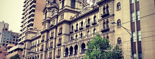 The Hotel Windsor is one of Open House Melbourne.