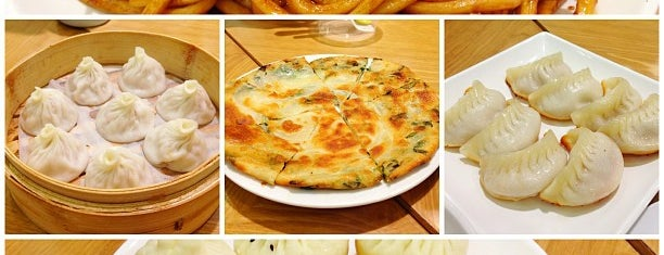 Taste of Shanghai is one of Lunch/dinner.