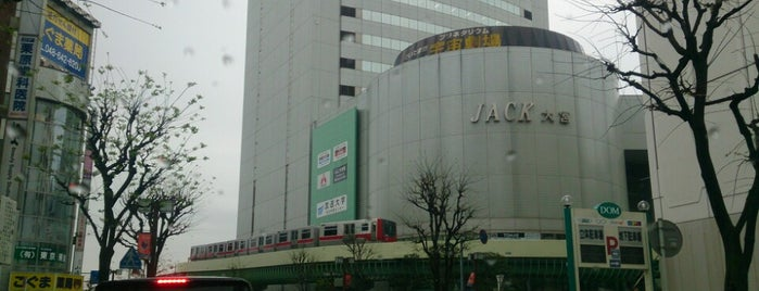 Saitama City Space Theater is one of staffのいるvenues.