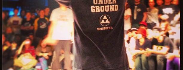 club axxcis SHIBUYA is one of Tokyo's Best Nightclubs - 2013.