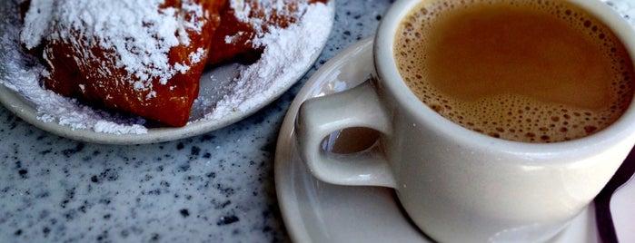 Café du Monde is one of New Orleans/Lafayette.