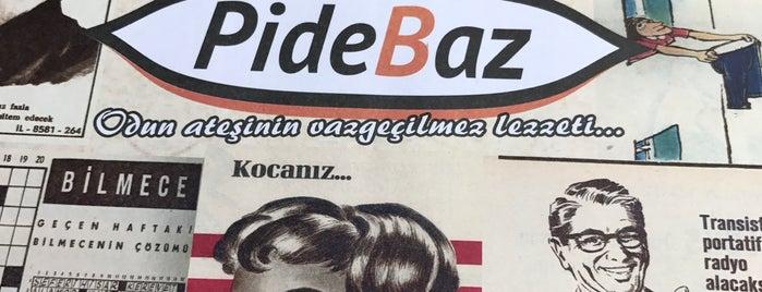 PideBaz is one of Yeme - İçme.