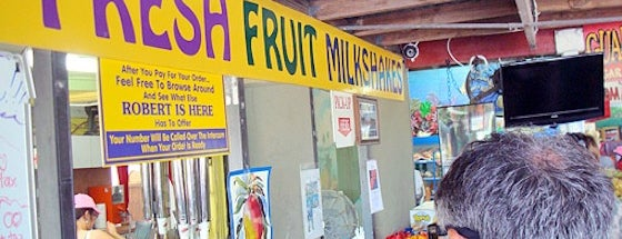 Robert Is Here Fruit Stand & Farm is one of Miami New Times 2013.