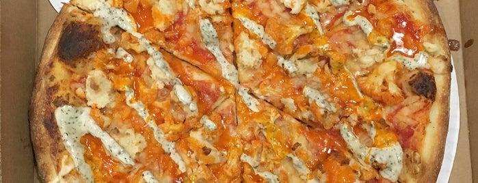 Screamer's Pizzeria is one of New York.