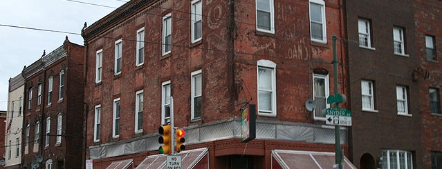 Stanley's Loans Ghost Sign is one of Ghost Signs and Faded Ads.