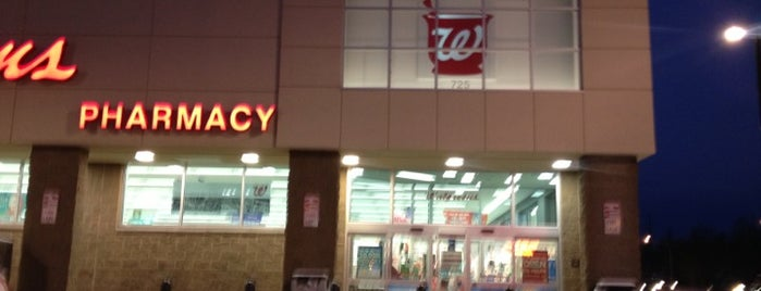 Walgreens is one of Anchorage, AK.