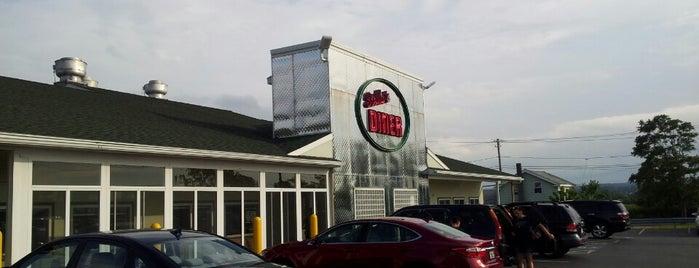 Stella's Diner is one of NYC Syracuse UNI.