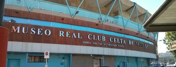 Estadio Municipal de Balaídos is one of Venues....