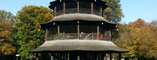Biergarten am Chinesischen Turm is one of Munchen.