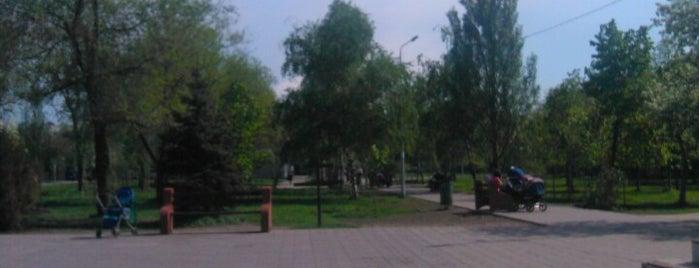 Памятник О.А. Санфировой is one of Порталы.
