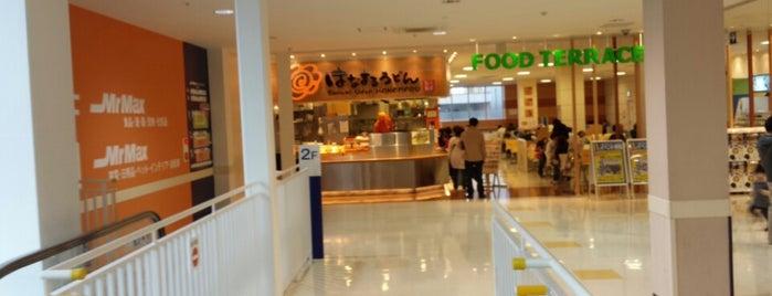 はなまるうどん ミスターマックス越谷店 is one of はなまるうどん 関東地方.
