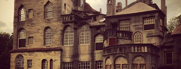 Fonthill Castle is one of Roadside Discoveries.