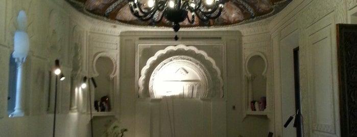 Hotel Hospes Palacio del Bailío***** is one of Donde comer y dormir en cordoba.