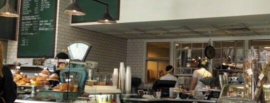 Tatte Bakery & Café is one of Boston Tech.