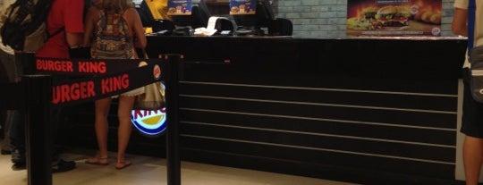 Burger King is one of Comida & Diversão RJ.