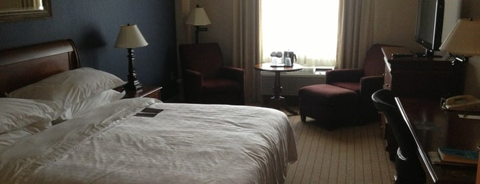 Sheraton Providence Airport Hotel is one of Warwick.