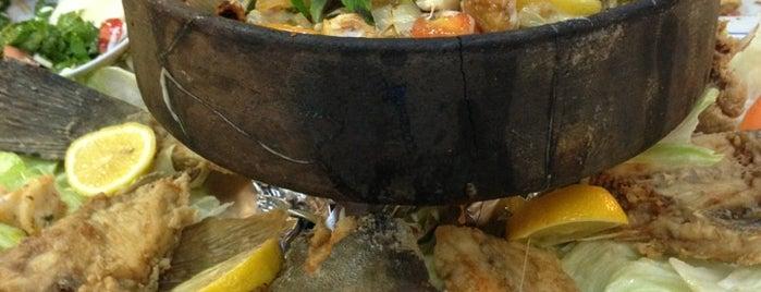 Meşhur Balıkçı Bayram is one of Istanbul Seafood.